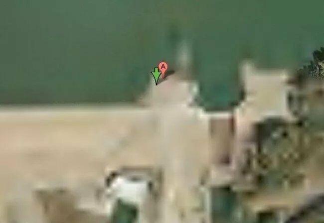 Tempat Misterius Google Maps 1 E0913