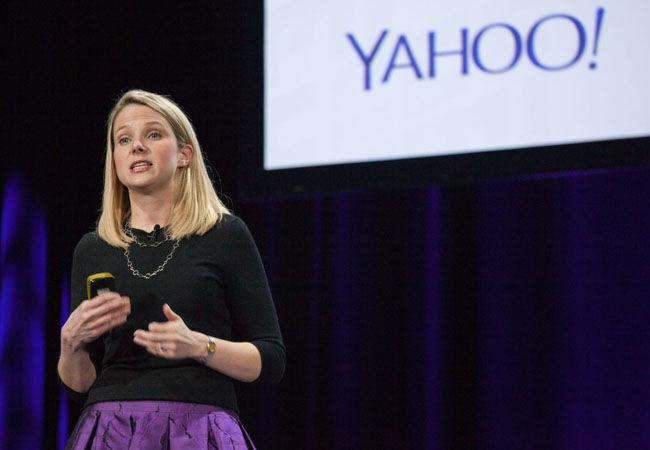 Mayer Eks Yahoo
