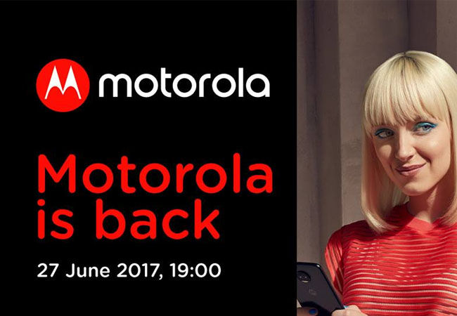 Motorola Is Back
