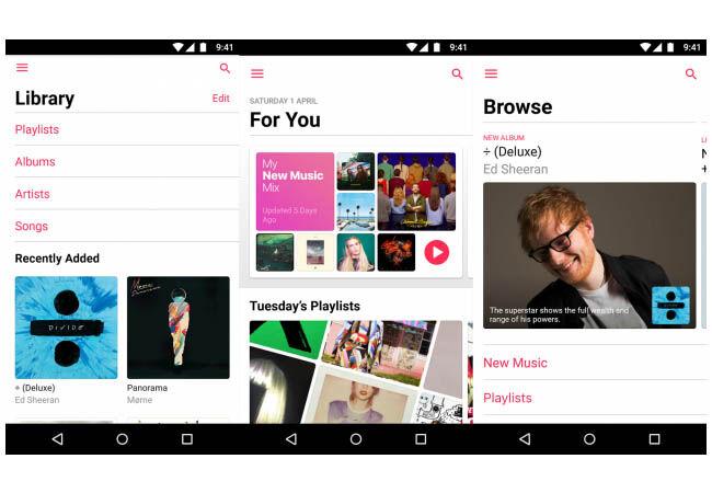 aplikasi musik online