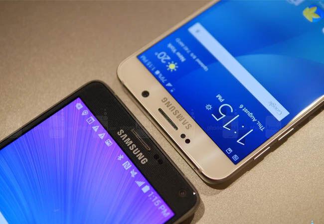 Galaxy Note 4 5