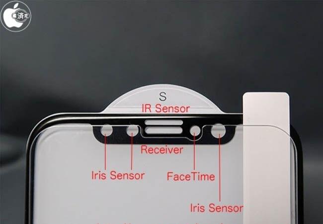 Iphone 8 Iris