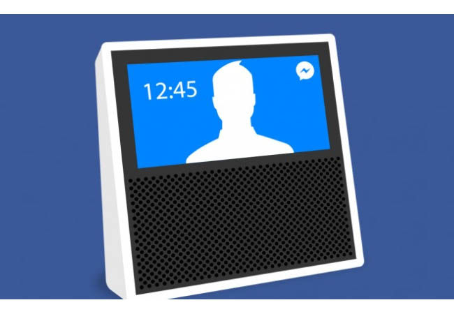 Facebook Video Chat Device
