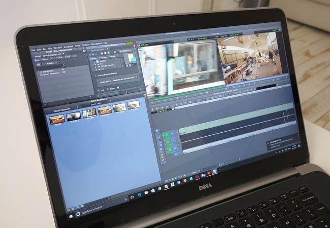 Sofware Editing Hollywood