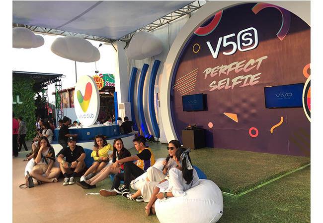 Vivo We The Fest 2017