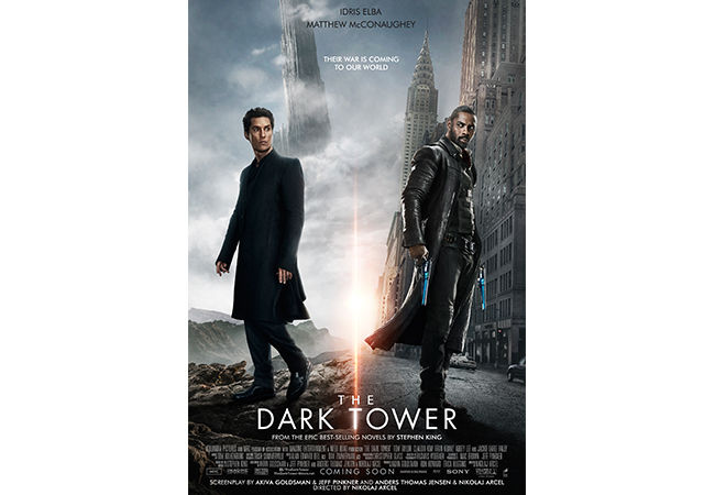Dark Tower Cover