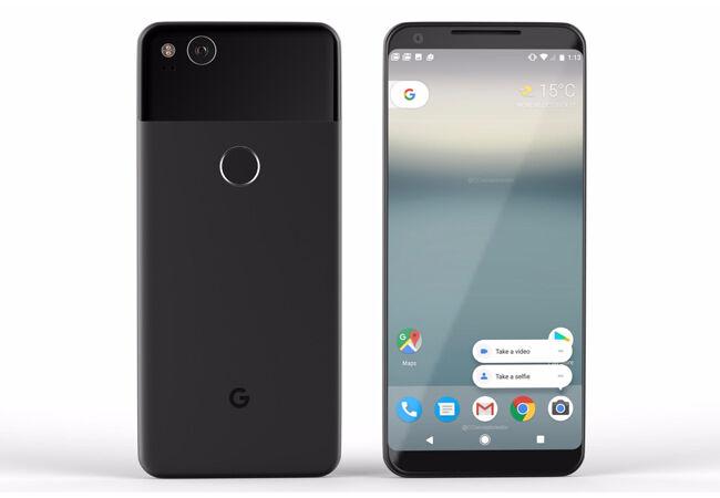Google Pixel 836