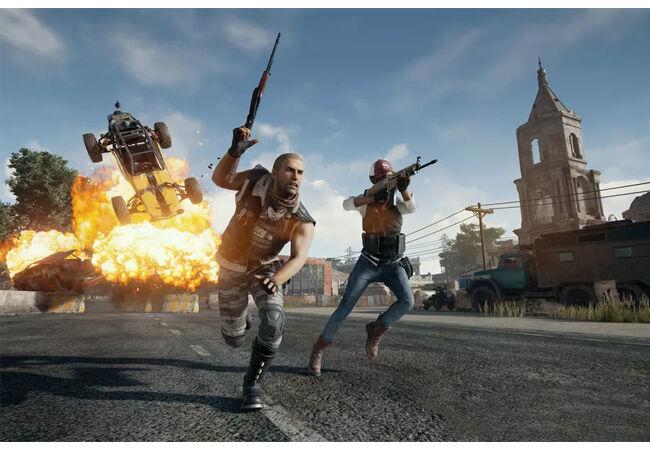 Playerunknowns Battlegrounds