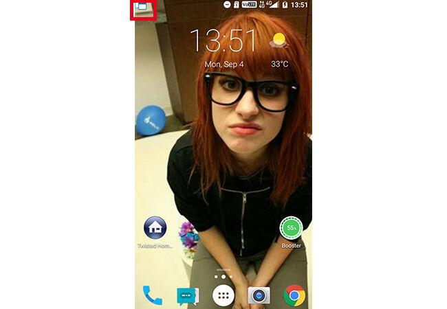 Cara Membelah Layar Android 2