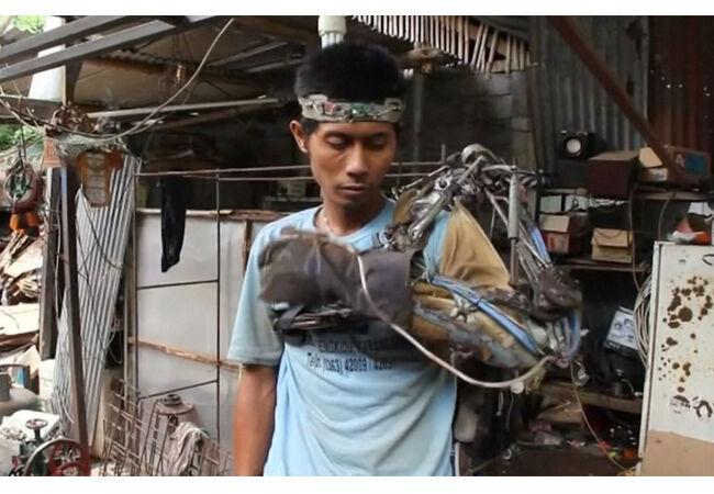 Iron Man Bali