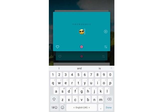 Cara Membuat Emoji Bicara Android 3