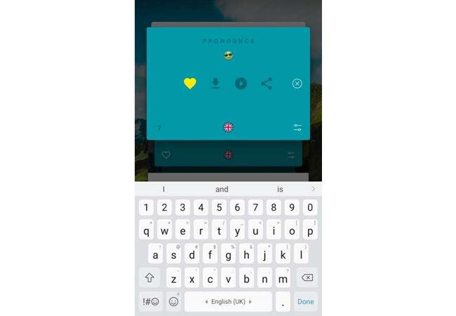 Cara Membuat Emoji Bicara Android 4