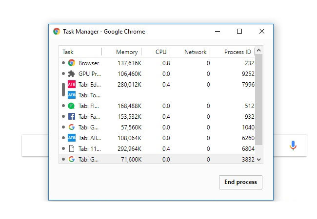 Fitur Rahasia Google Chrome 8