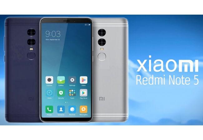 Bocoran Xiaomi Redmi Note 5