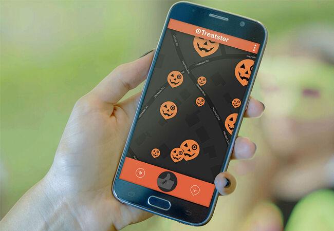 Aplikasi Halloween 2