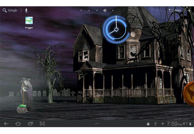 Aplikasi Halloween 3