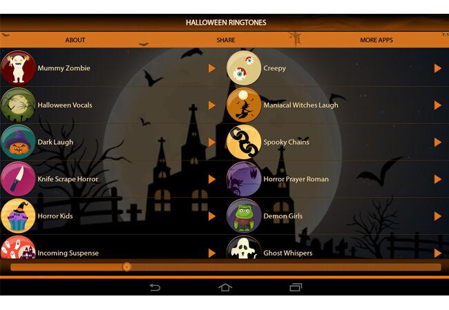 Aplikasi Halloween 4