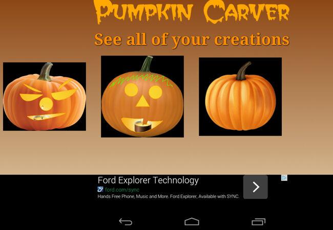 Aplikasi Halloween 5