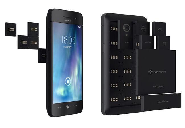 Smartphone Bisa Upgrade Komponen Dalam 4
