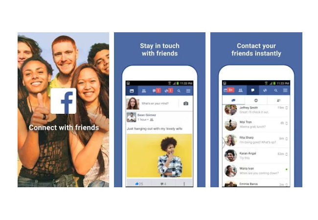 Aplikasi Alternatif Facebook 1