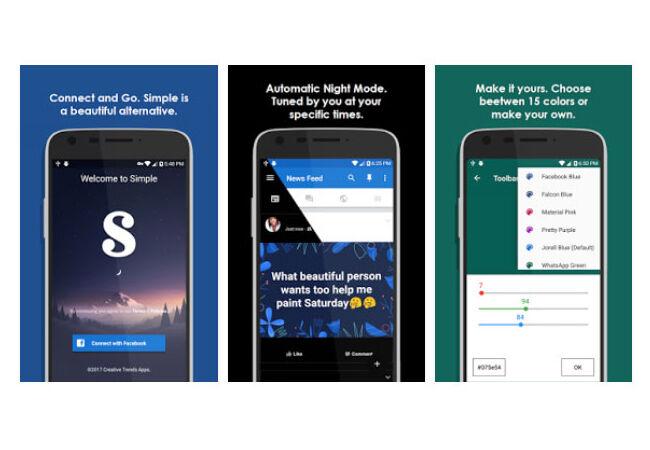 Aplikasi Alternatif Facebook 5