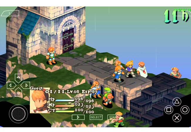 Game Konsol Di Game Mobile 7