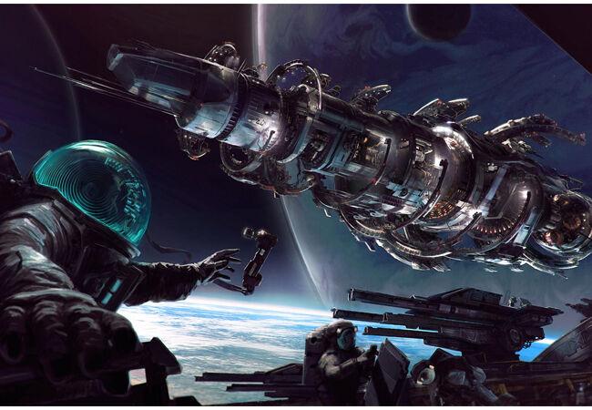 Game Luar Angkasa Terbaik Fractured Space