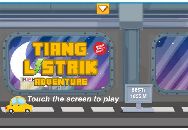 Game Tiang Listrik Terbaik Tiang Listrik Adventure