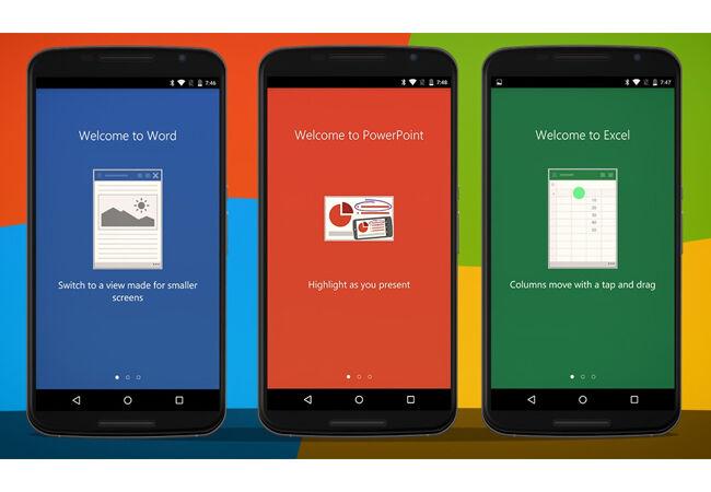 Aplikasi Office Android Microsoft