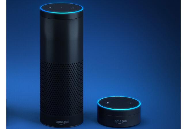 Teknologi Sukses Amazon Echo