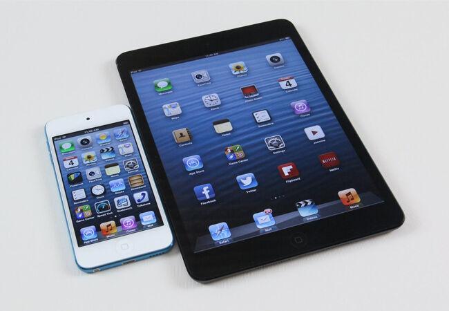 Teknologi Sukses Ipod Ipad