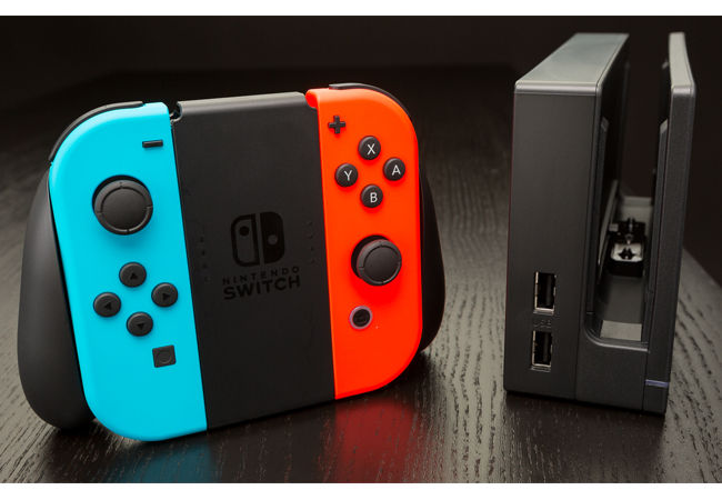 Teknologi Sukses Nintendo Switch