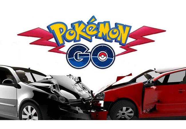 Pokemon Go Penyebab Kecelakaan
