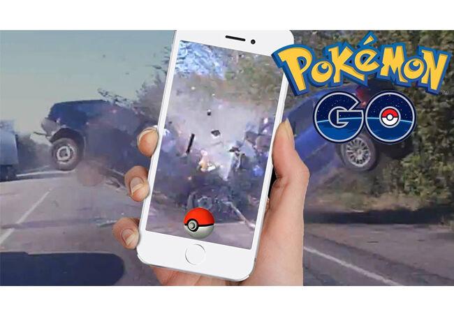 Pokemon Go Sebabkan Kecelakaan