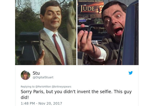 Penemu Selfie 6