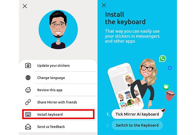 Cara Bikin Sticker Pribadi Android 5