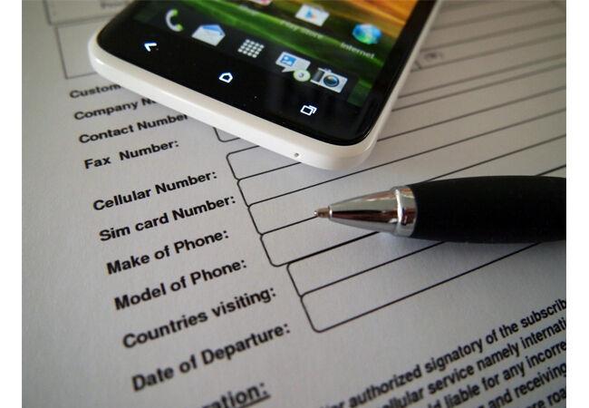 Kontrak Smartphone