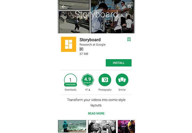 Cara Mengubah Video Jadi Komik Di Android 1