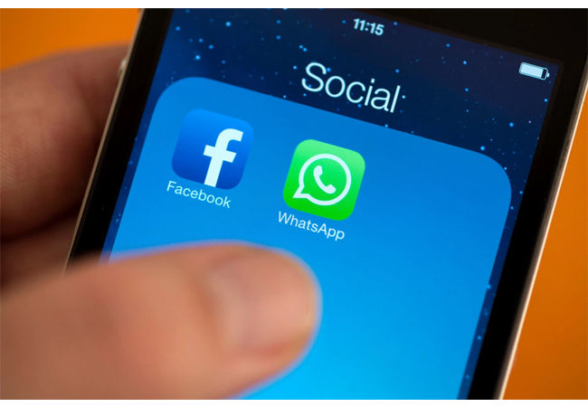 Hasil gambar untuk whatsapp dan facebook pesan rahasia