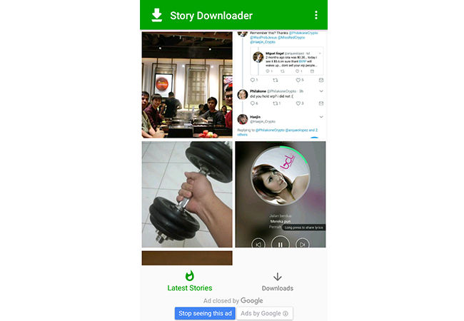 Cara Simpan Status Whatsapp Tanpa Screenshot 3