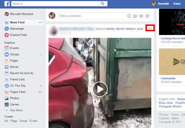 Cara Bungkam Alay Facebook 1