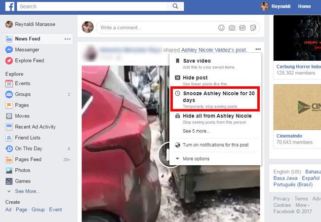 Cara Bungkam Alay Facebook 2