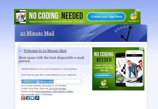 Cara Membuat Email Palsu 1