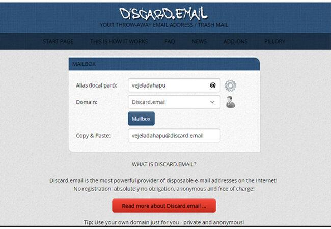 Cara Membuat Email Palsu 7