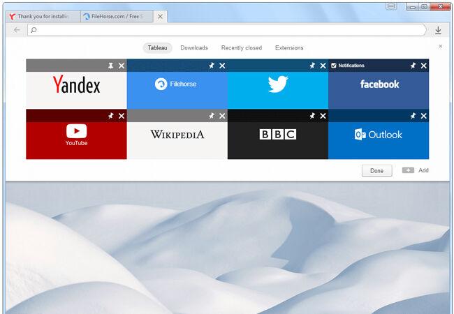 Browser Kalahkan Chrome 4