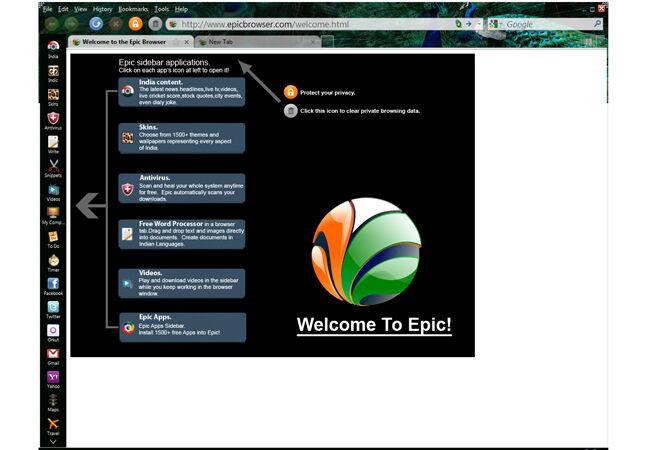 Browser Kalahkan Chrome 6