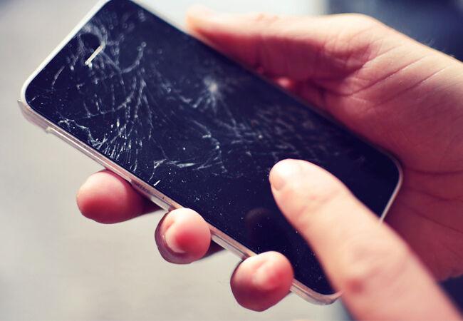 Bahaya Gunakan Smartphone Layar Pecah 3