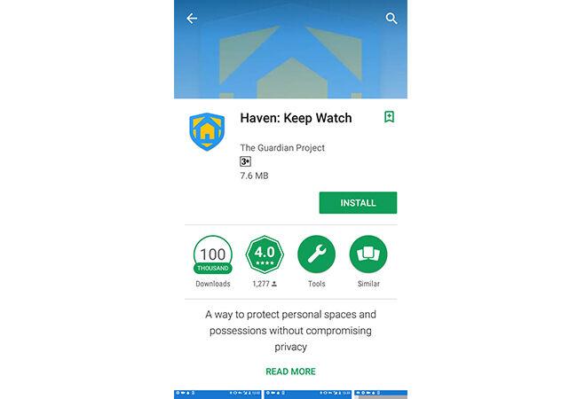 Cara Ubah Android Jadi Detektor 1