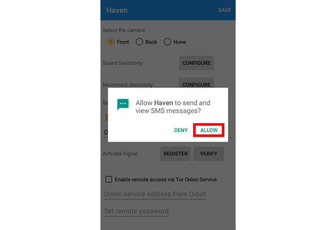 Cara Ubah Android Jadi Detektor 8