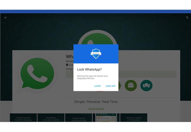 Aplikasi Sidik Jari Android 1